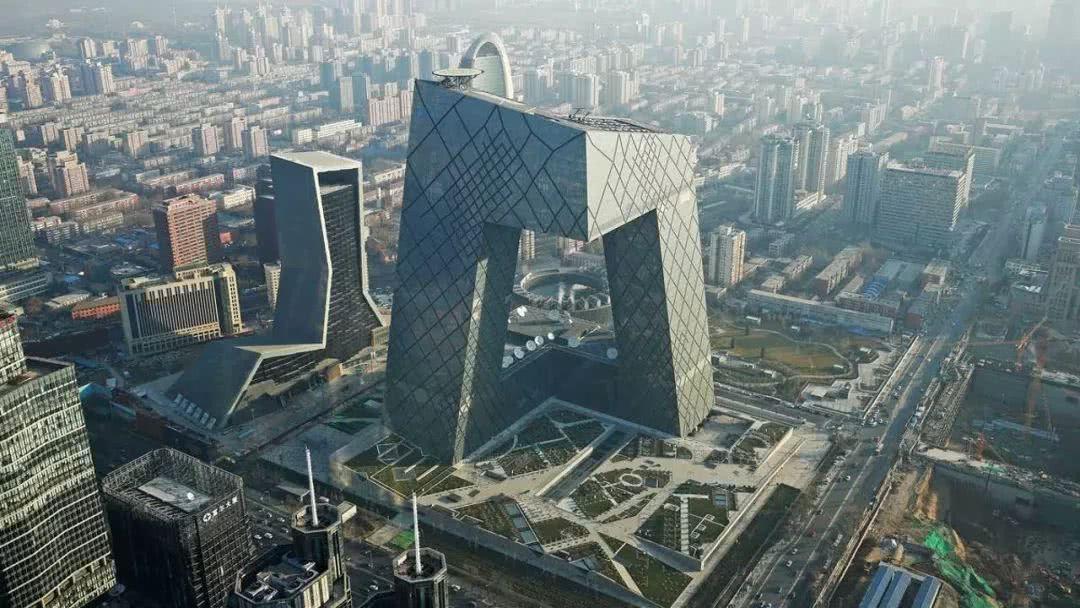 人民日报社新大楼   这些建筑虽然外形奇特,但都还算正常审美,设计师图片