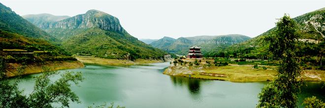 淇县古灵山风景区