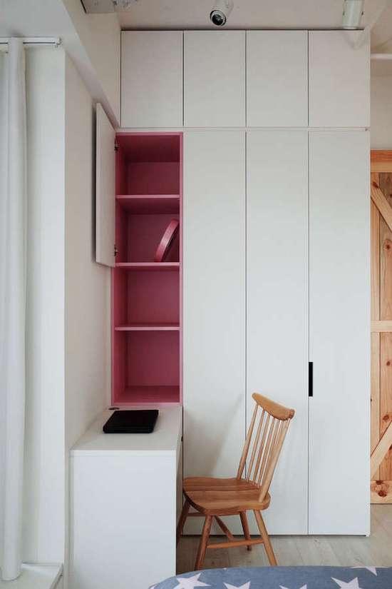 家里的兒童房裝修別瞎費勁了,一套家具就足夠!